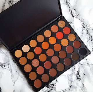 [💯AUTHENTIC MORPHE PO] MORPHE 35O2 SECOND NATURE EYESHADOW PALETTE