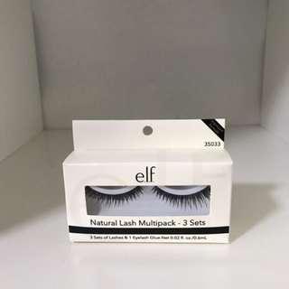 Elf natural lash multipack -3 sets
