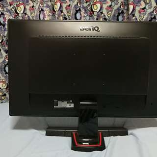 "BenQ 24"" LCD gaming monitor RL2455HM"