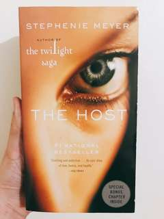 The Host by: Stephenie Meyer (Author of Twilight)