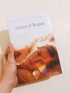 Where it Began by: Ann Redisch Stampler