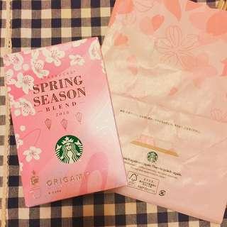 Starbucks Spring Blossom 🌸櫻花系列(季節限定)