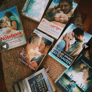 Nicholas sparks collections