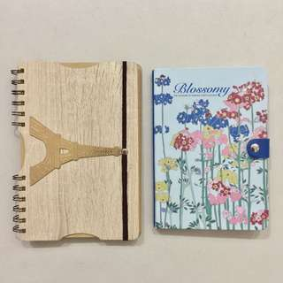 Bundle deal! Cute notebooks ♥