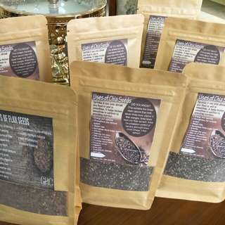 chia seeds super food ORGANIC