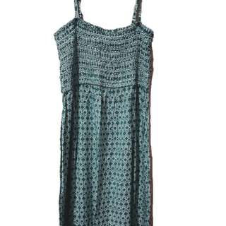 UNIQLO SUMMER MAXI DRESS