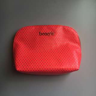 BENEFIT Cosmetic Pouch
