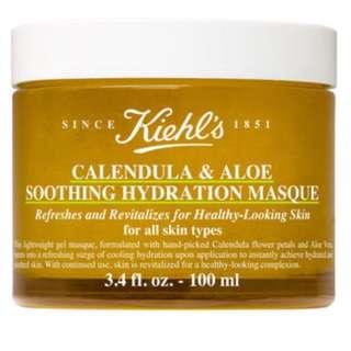 Khiel's Calendula & Aloe Soothing Mask