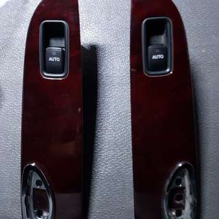 Toyota Mark X Interior Rear Door Trim Panel