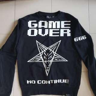 Game Over sweater ( KillStar )