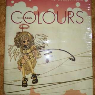Free Post Colours Kaoru