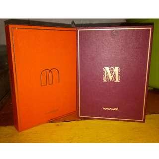 MAMAMOO MEMORY AND MELTING ALBUM