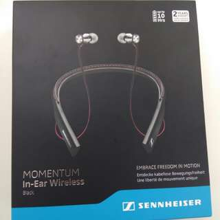 Sennheiser in ear wireless