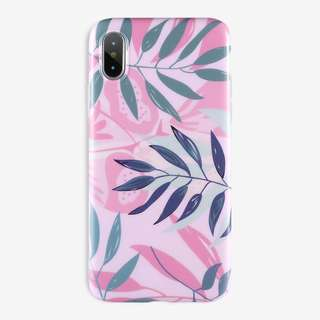 Summer Floral Case: iPhone 5/5s/SE, 6/6s, 6+/6s+, 7/8, 7+/8+, X