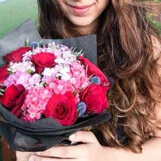 Ruth Flower Bouquet