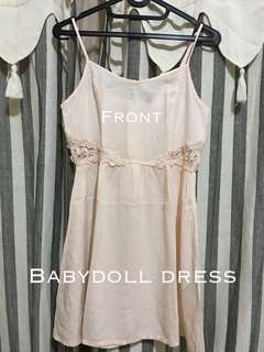 H&M Babydoll Dress