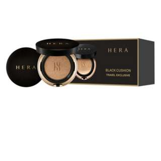 Hera black cushion refill in shade 13