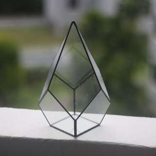 [Pre-order] 🍁Geometric Terrarium Glass🌵/ 🔮Geometric Home Decor🏠