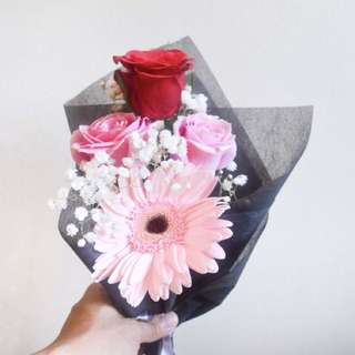 Ariel Rose Bouquet