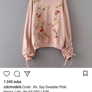 Rey Sweater