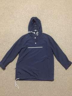 Asos navy hoodie