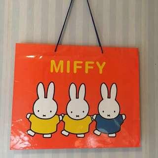 Miffy 大紙袋