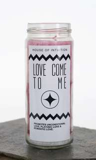 LOVE COME TO ME MAGIC CANDLE