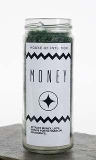 MONEY MAGIC CANDLE