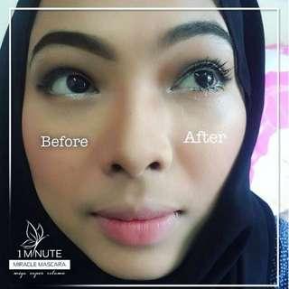 1 Minute Miracle Mascara (Fibre Mascara)