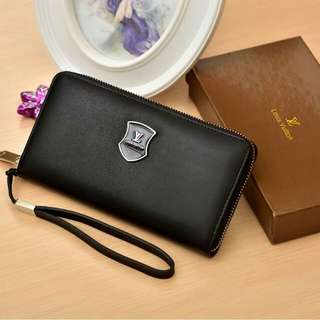 LOUIS VUITTON Wallet 1 Reseleting With box 1190 #*