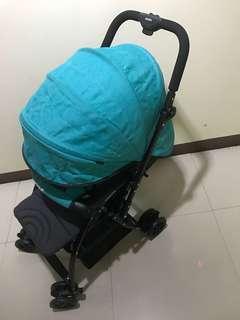 Akeeva stroller