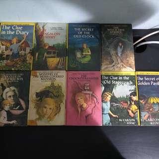 Nancy Drew Books For Sale!
