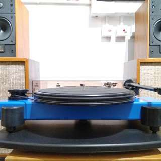 Nottingham Classic belt drive turntable 黑膠唱盤