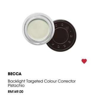 Becca Blacklight Targeted Colour Corrector Pistachio