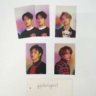 GOT7 Eyes on You photocard