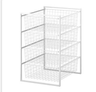Ikea Mesh Drawer