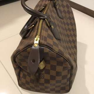 Lv Speedy Authentic