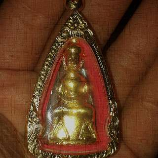 OLD PHRA CHAI BY AJARN SENG FOR RENT.100% AUTHENTICS AND REAL REBLESSED.PLEASE FEEL.FREE.TO OFFER.YOUR IDEAL.PRICE.
