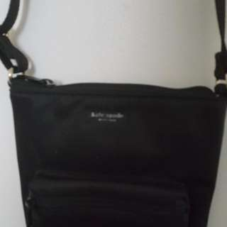 Authentic Kate Spade nylon crossbody bag