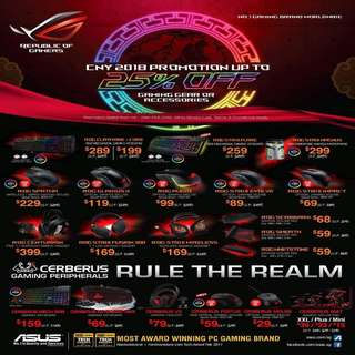 Asus Sales...2018   (Special Offer till 31 Mar 18...Ends...)...*