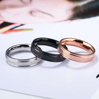 Customised Couple Ring