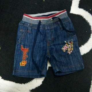 Short Pant 1y