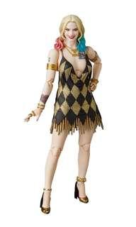 Medicom Suicide Squad Harley Quinn Dress Version marvel legends hottoys Shf Bandai 扭蛋 食玩