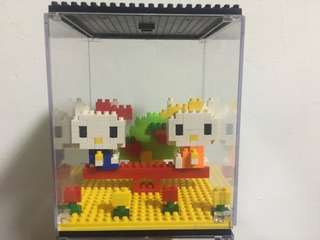 Hello Kitty nano blocks