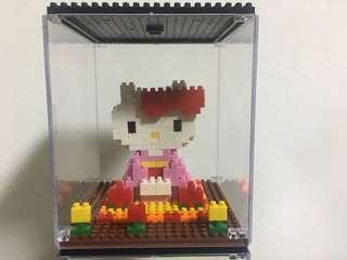 Hello Kitty nano blocks