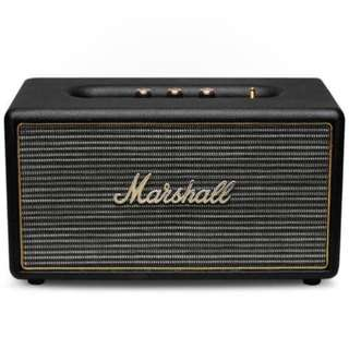 Marshall Stanmore Speaker, Black With 1 Year Warranty