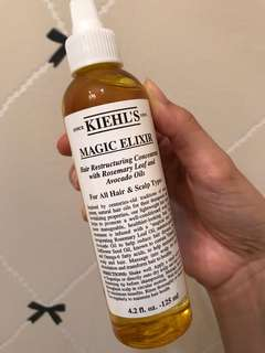 Kiehl's Magic Eloxir