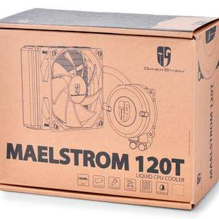 MaleStorm 120T water-cooling