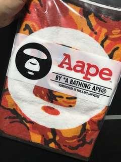 Aape 2017 版毛巾