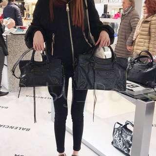 Balenciaga classic city 巴黎世家經典袋
